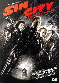 dvd do filme sin city - cidade do pecado ( bruce willis)
