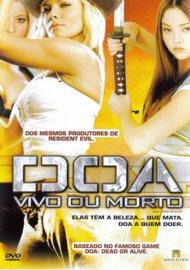 dvd doa - vivo ou morto
