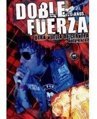 dvd doble fuerza - otra vuelta de cerveza (2009)