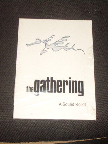 dvd doble the gathering a sound relief año 2006 the big slee