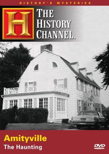 dvd documental history channel amityville horror o engaño