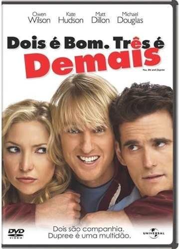 dvd - dois é bom, três é demais