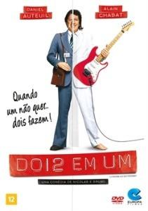 dvd - dois em um - ( la personne aux deux personnes )