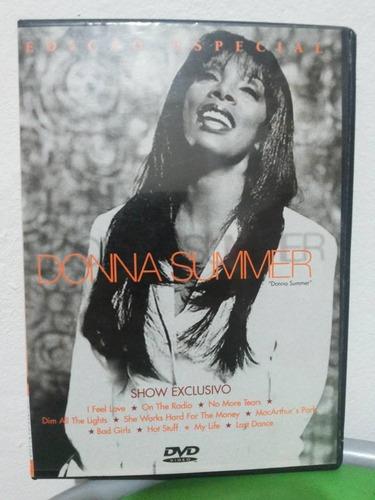 dvd donna summer