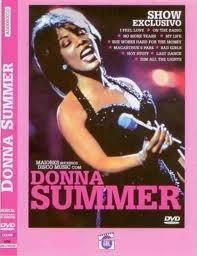dvd - donna summer - show exclusivo - lacrado