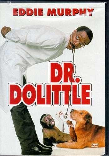 dvd - dr. dolittle - eddie murphy