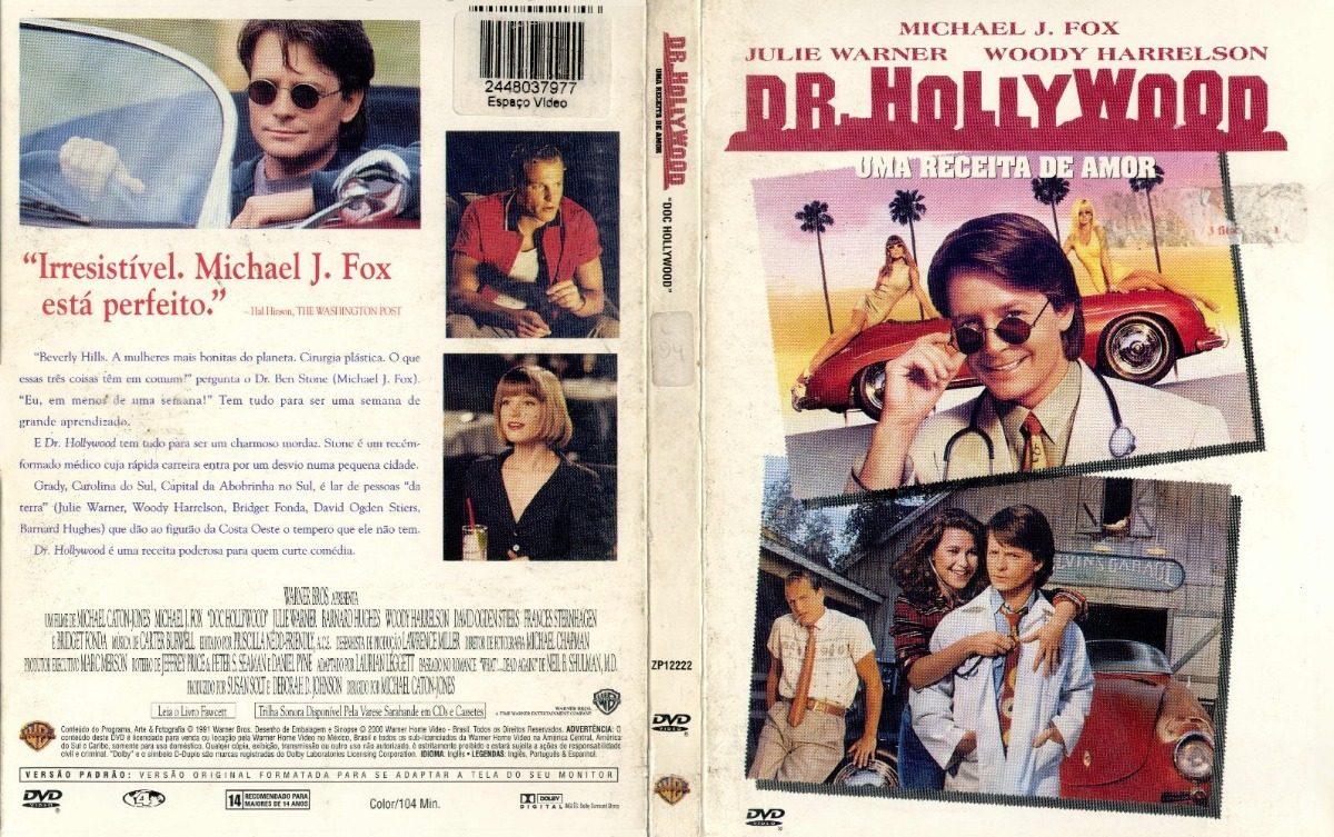 Dvd Dr. Hollywood: Uma Receita De Amor (1991) - Dublado - R$ 34,31 em  Mercado Livre