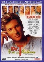 dvd dr. t e as mulheres