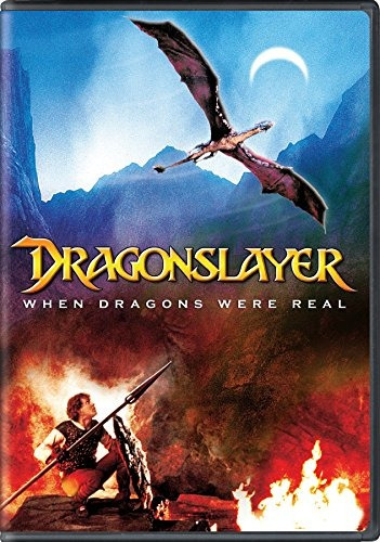 dvd : dragonslayer (widescreen, dolby, ac-3)