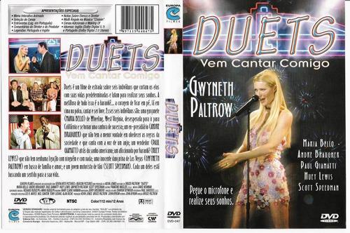 dvd duets vem cantar comigo gwyneth paltrow europa filmes