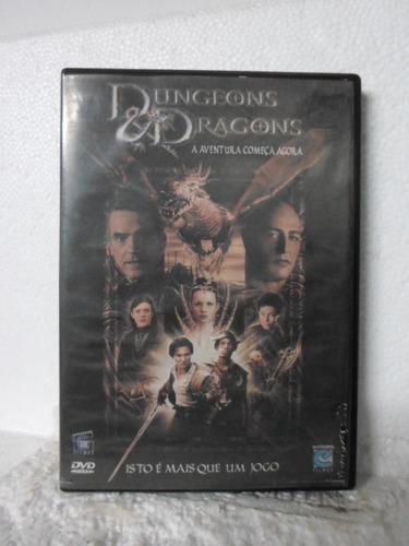 dvd dungeons & dragons - original