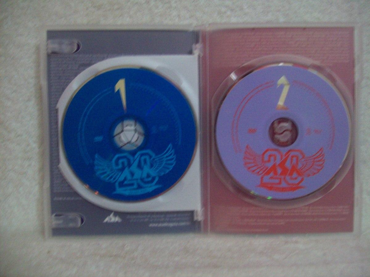 4eb6728b39 dvd duplo asa de águia- asa 20 anos- turnê comemorativa. Carregando zoom.