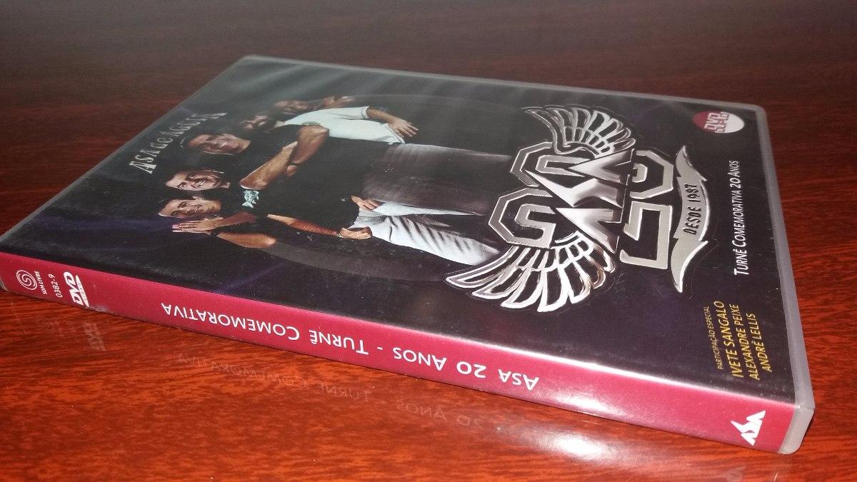 dvd duplo asa de águia- asa 20 anos- turnê comemorativa. Carregando zoom. 7de1297b41320