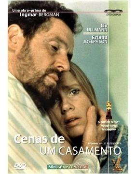 dvd duplo cenas de um casamento, de bergman, c liv ullmann +