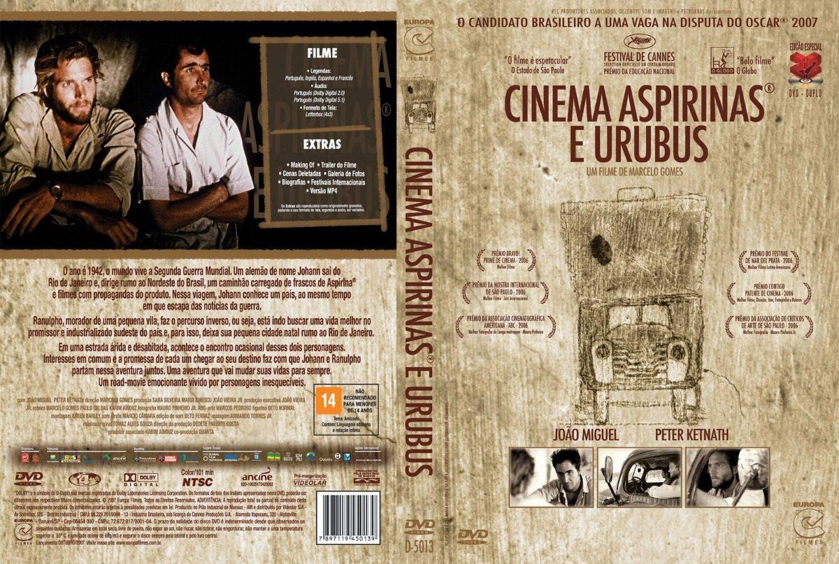O CINEMA BAIXAR E URUBUS ASPIRINAS FILME