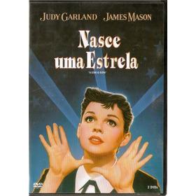 Dvd Duplo Nasce Uma Estrela - Judy Garland - Novo***
