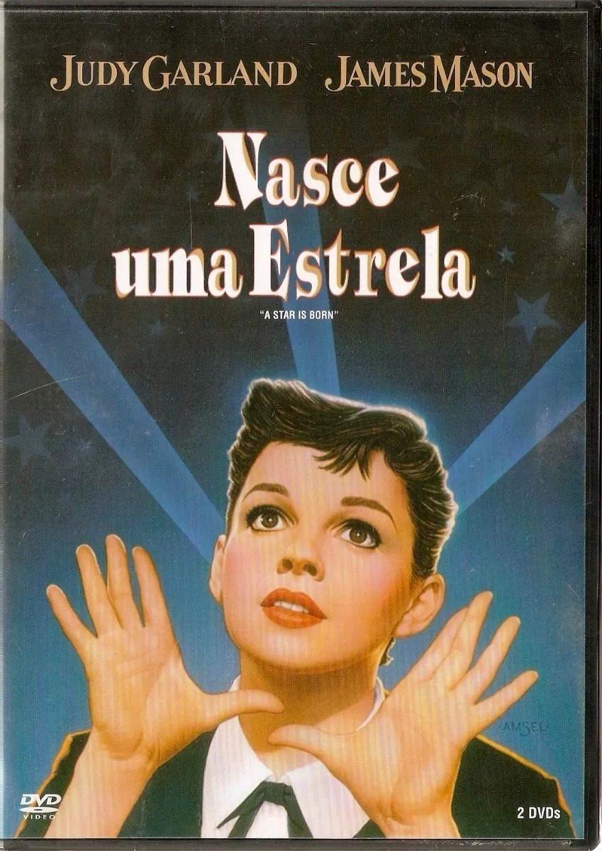 Dvd Duplo Nasce Uma Estrela - James Mason - Original ...