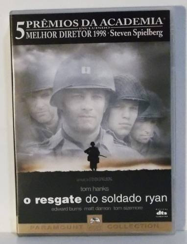 dvd duplo - o resgate do soldado ryan   - b324