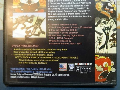dvd duplo somewhere in dreamland animação usado importado