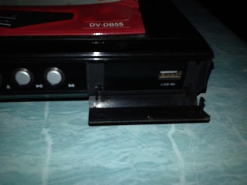 dvd durabrand reproductor