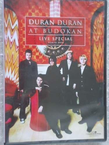 dvd duran duran at budokan live special tokyo 2003