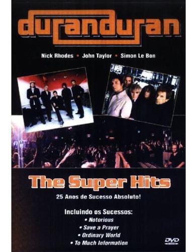 dvd duran duran - the super hits