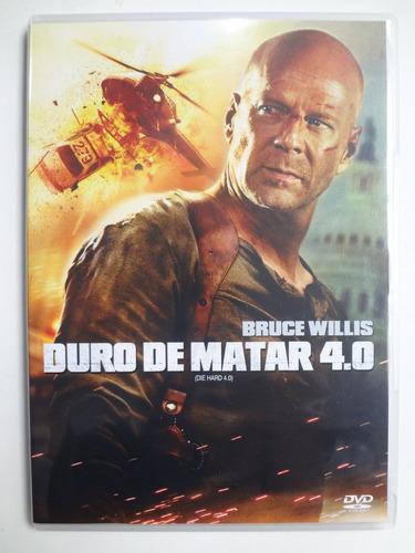dvd duro de matar 4.0