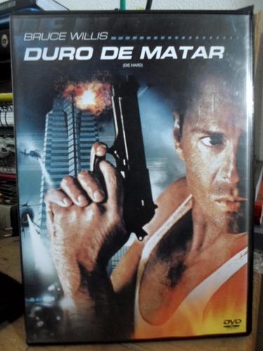 dvd duro de matar bruce willis alan rickman