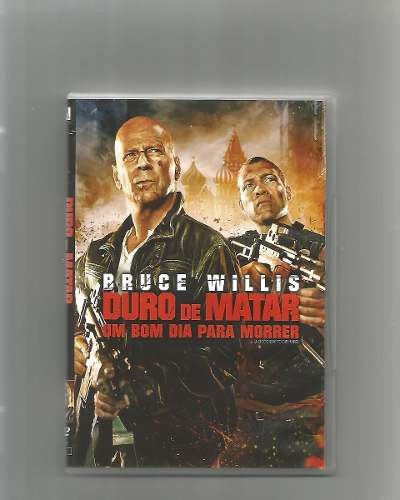 dvd duro de matar um bom dia para morrer ( caixa slim )