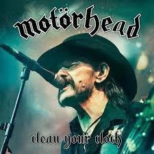dvd dvd motorhead clean your clock