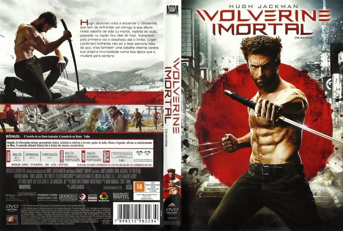 filme wolverine imortal gratis