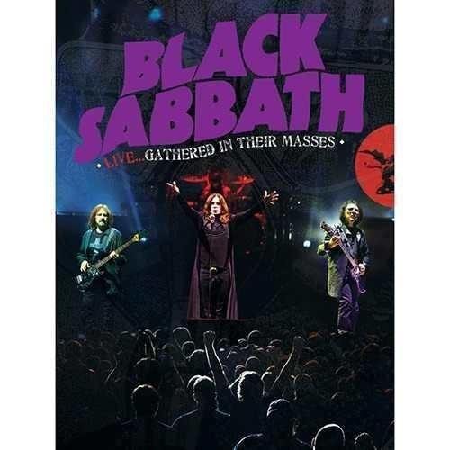 dvd e cd black sabbath  novo lacrado