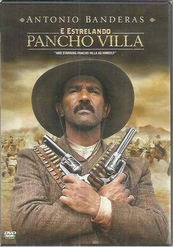 dvd e estrelando pancho villa