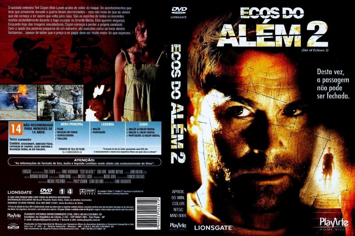 Dvd - Ecos Do Além 2 - Rob Lowe - Original Lacrado - R$ 17,90 em ...