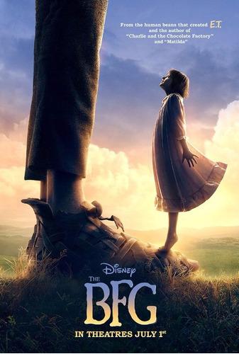 dvd el buen amigo gigante estreno original!!!