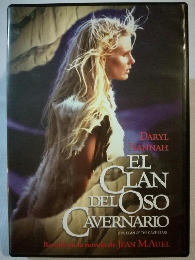 Dvd El Clan Del Oso Cavernario (the Clan Of The Cave Bear