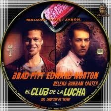 dvd el club de la pelea fight club brad pitt edward norton
