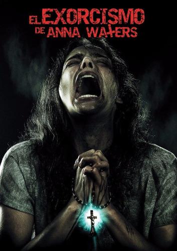 dvd el exorcismo de anna waters estreno original
