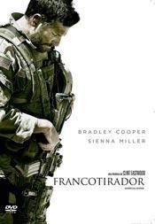 dvd el francotirador - clint eastwood y bradley cooper nueva