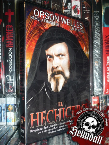 dvd el hechicero witching orson welles horror terror gore