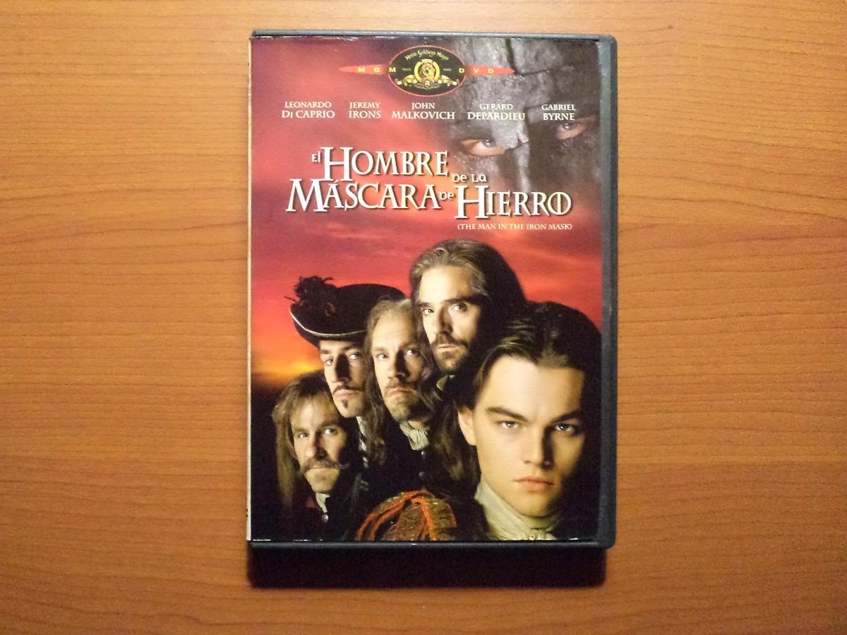 Dvd El Hombre De La Mascara De Hierro Leonardo Dicaprio 59 00