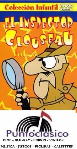 dvd - el inspector clouseau v.3