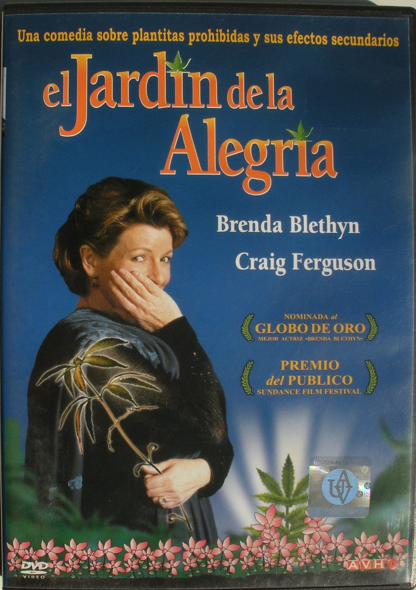 Dvd El Jardin De La Alegria Brenda Blethyn 150 00 En Mercado