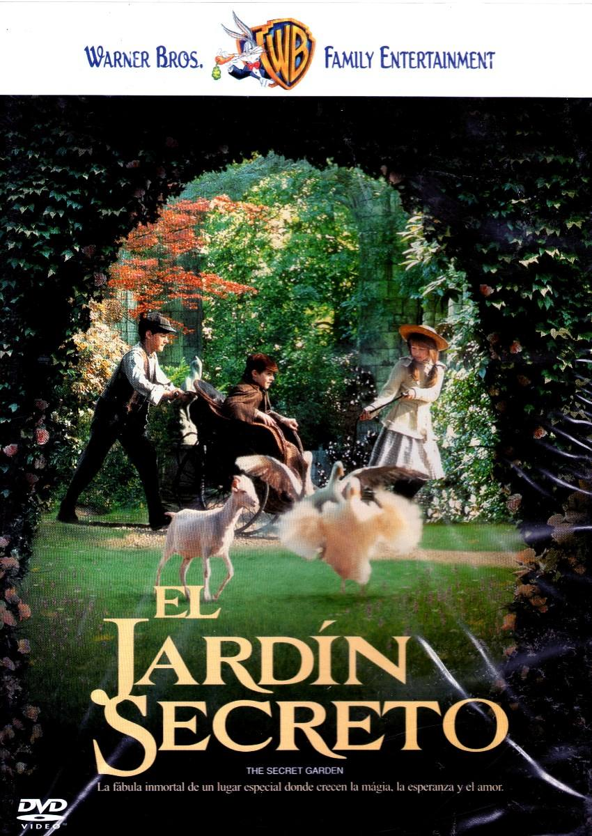 Dvd el jardin secreto the secret garden 1993 for El jardin secreto torrent