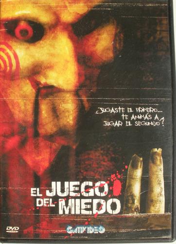 dvd - el juego del miedo 2