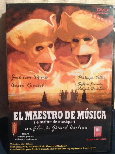 dvd el maestro de musica / le maitre de musique