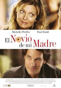 dvd el novio de mi madre de amy heckerling con paul rudd