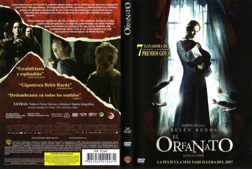 dvd el orfanato the orphanage guillermo del toro tampico