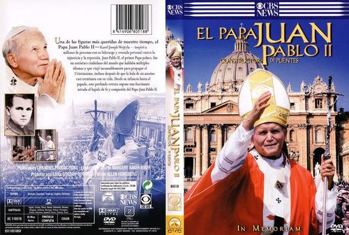 dvd el papa juan pablo ii segundo mensajero de paz tampico