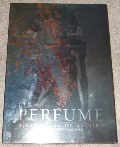 dvd el perfume